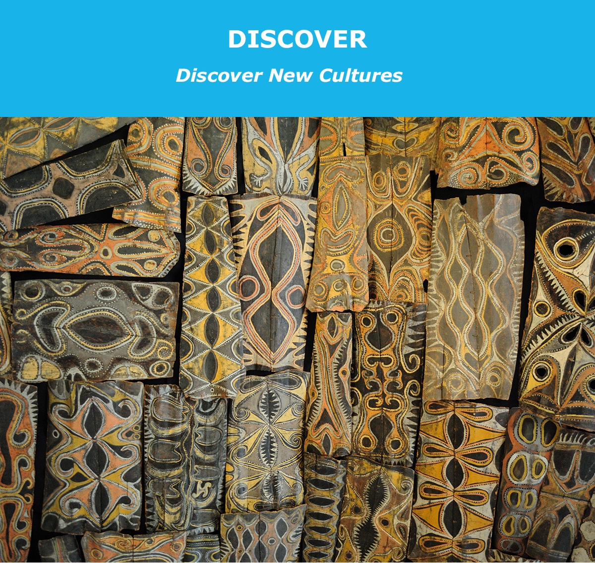 Discover New Cultures